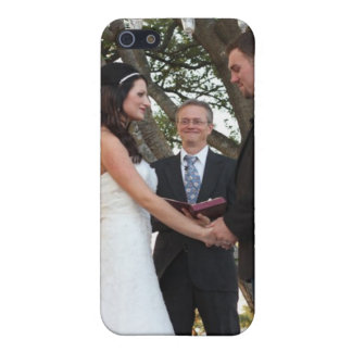 Add photo? Wedding Day 4/4S iPhone Case