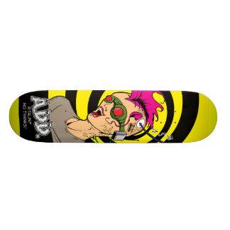 ADD: Ritalin? No Thanks! Skate Board Deck