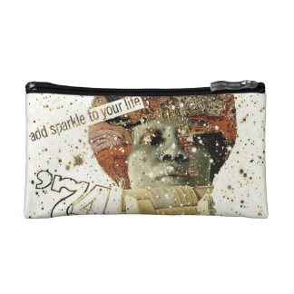 Add Sparkle to Your Life Cosmetic Bags