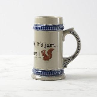 ADD Squirrel Coffee Mugs