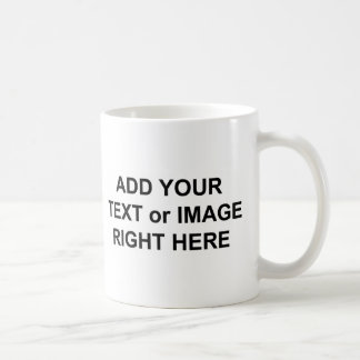 Add Text and Images To Personalize Gifts Mug