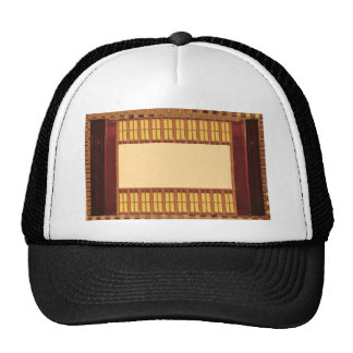 Add TEXT IMAGE delete buy BLANK template DIY gifts Hats
