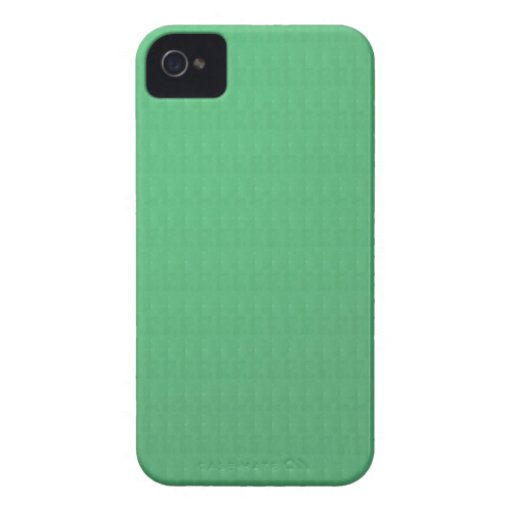 Add TXT IMAGE Template DIY Green CRYSTAL Texture iPhone 4 Case-Mate Cases