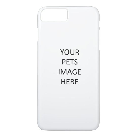 Add you Pet to an iPhone iPhone 8 Plus/7 Plus Case