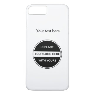Add Your Business Logo iPhone 7 Plus Case