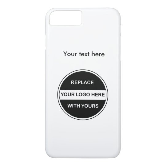 Add Your Business Logo iPhone 8 Plus/7 Plus
