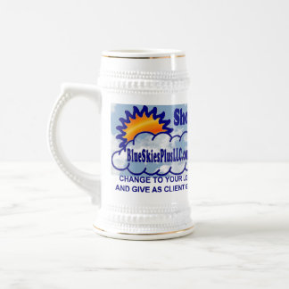Add your Company Logo on Beer Steins Coffee Mugs