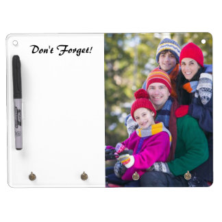 Add Your Family Photo To Do List Dry Erase Board With Key Ring Holder