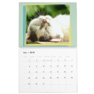 Do it yourself calendars zazzle add your family photos do it yourself calendar solutioingenieria Image collections