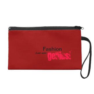 Add your Fashion Genius Wristlets
