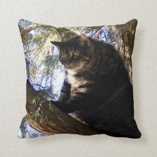 Add your favorite pet photo / message throw pillow throw cushion