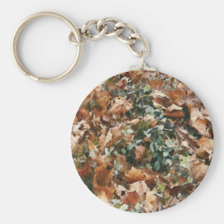 Add your favorite photo / message / logo basic round button key ring