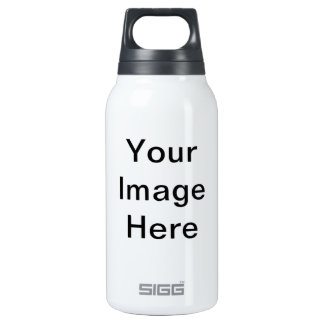 """Add Your Image"" Arts4Charity Insulated Water Bottle"
