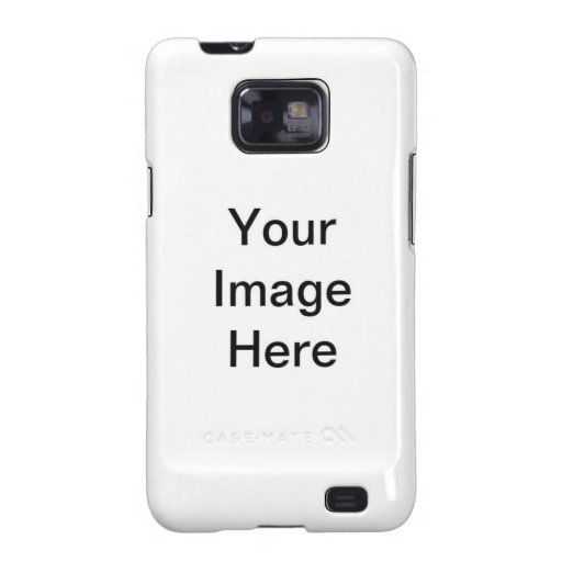 Add Your Image Samsung Galaxy SII Covers