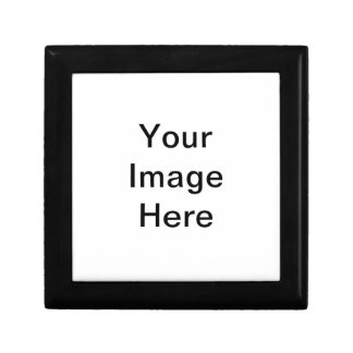 Add your image here - blank template small square gift box