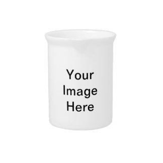 Add Your Logo Beverage Pitcher