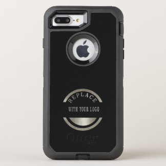 ADD your LOGO Brand Yourself  YOUR Business OtterBox Defender iPhone 7 Plus Case