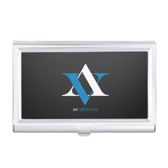 Add your logo business card holder
