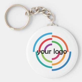 ADD Your LOGO CUSTOM company business CORPORATE Key Ring