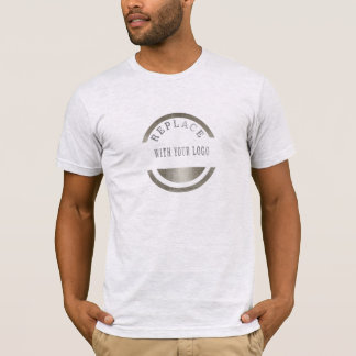 ADD Your  LOGO   Replace Logo PROFESSIONAL T-Shirt