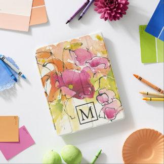 Add Your Monogram | Pattys Plum iPad Cover