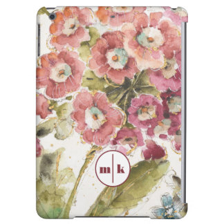 Add Your Monogram | Pink Primrose