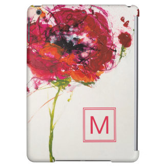 Add Your Monogram | Poppy on White
