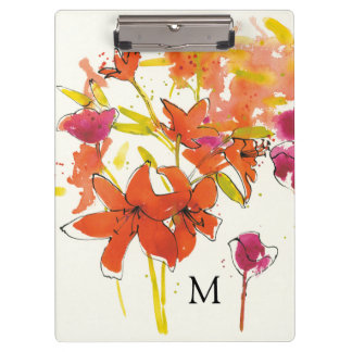 Add Your Monogram | The Plum of Patty Clipboard