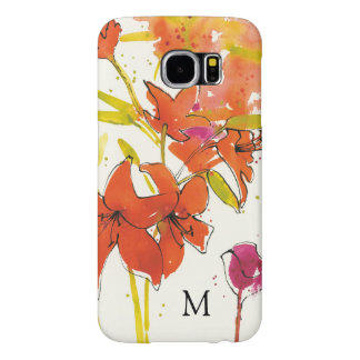 Add Your Monogram | The Plum of Patty Samsung Galaxy S6 Cases
