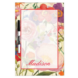 Add Your Name | Couleur Printemps Dry Erase Board