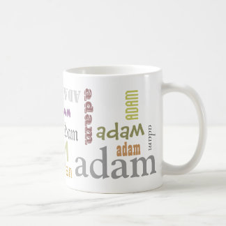 Add Your Name Customizable Coffee Mug