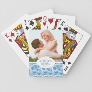 Add Your Name | Fun Shell Pattern Playing Cards