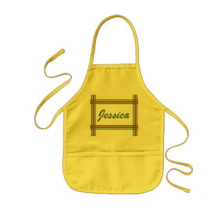 Add your Name Kids Apron