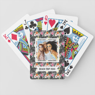 Add Your Name | Tropical Drinks With Animals Poker Deck
