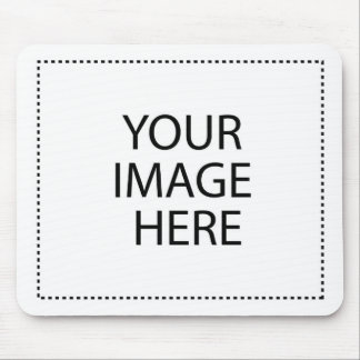 Add Your Own Image and Text Mouse Mat