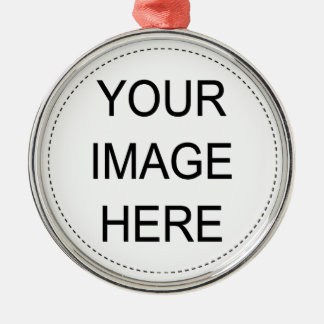 Add Your Own Image Christmas Ornament