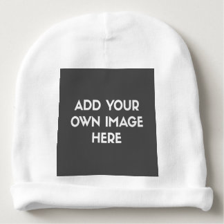 Add Your Own Image/Photo Baby Beanie