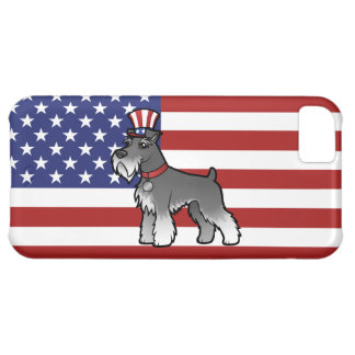 Add Your Own Pet and Flag iPhone 5C Case