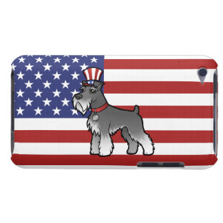 Add Your Own Pet and Flag iPod Touch Cover