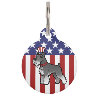 Add Your Own Pet and Flag Pet Tag