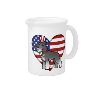 Add Your Own Pet and Flag Pitcher