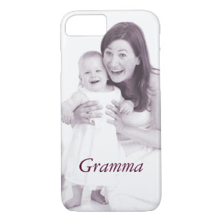 Add Your Own Photo and Name Personal iPhone 8/7 Case