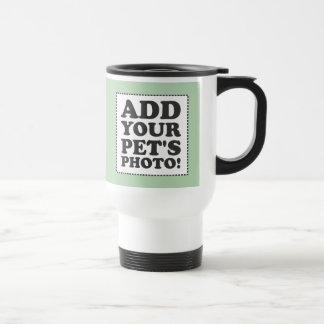 """Add Your Own Photo"" Coffee Mug"