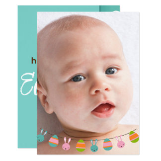 Add Your Own Photo Easter Card