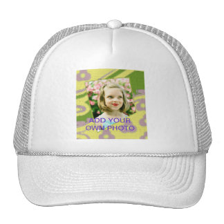 ADD YOUR OWN PHOTO HAT