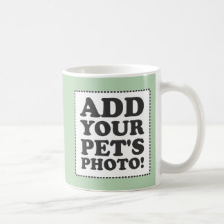 """Add Your Own Photo"" Coffee Mugs"