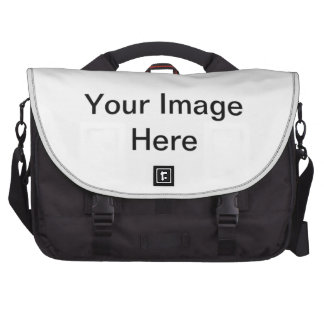 Add Your Own Photo Templates Laptop Computer Bag