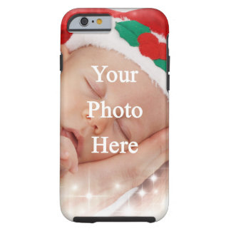 Add your own photo tough iPhone 6 case
