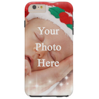Add your own photo tough iPhone 6 plus case
