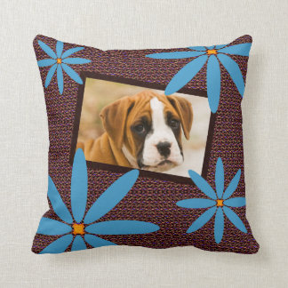 Add Your Own Puppy Pic or?  Upscale Accent Pillows Cushions